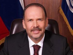 Министр строительства и жилищного хозяйства России Михаил Мень
